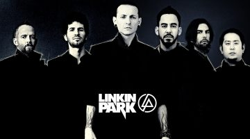 Linkin park Live at the small of asia arena